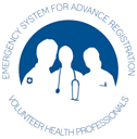 Emergency System for Advance Registration - Volunteer Health Professionals
